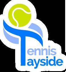 Tennis Tayside Logo