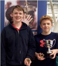 Scottish Indoor Tennis Tournament Winner